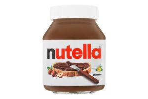 Паста горіхова з какао Nutella с/б 180г