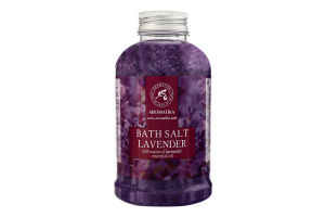 Соль для ванн Лаванда Ароматика 600г