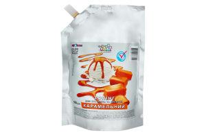 Топпинг для мороженого и десертов Карамельный Топпинг д/п 500г
