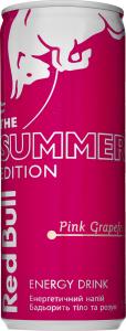 Напиток энергетический Red Bull PinkGrapefruit ж/б