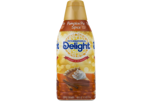 International Delight Coffee Creamer Pumpkin Pie Spice