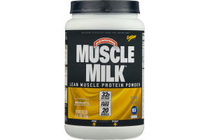 Muscle Milk Lean Muscle Protein Powder Mocha Latte