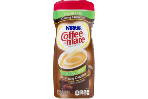 Nestle Coffee-Mate Sugar Free Creamy Chocolate Coffee Creamer