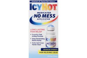 Icy Hot Maximum Strength Pain Relieving Liquid No Mess Applicator