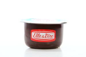 Пудинг Elle&Vire Шоколад 2,9% 125г Франція
