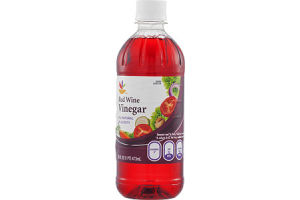 Ahold Red Wine Vinegar All Natural
