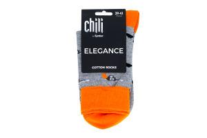 Шкарпетки чоловічі Chili Elegance №163 25-26
