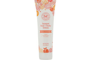 The Honest Co. Honest Face + Body Lotion Apricot Kiss