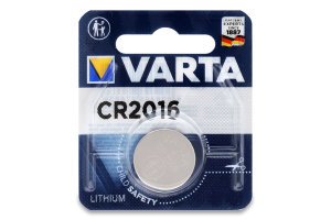 Батарейка CR2016 3V Lithium Varta 1шт