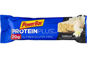 PowerBar Protein Plus Bar Vanilla