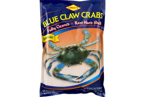 Liberty Raw Wild Caught Blue Claw Crabs