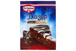 Глазурь Dr.Oetker темный и белый шоколад 100г