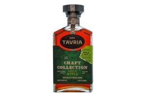 Напій алкогольний 0.5л 30% міцний Green Apple Craft Collection Tavria пл