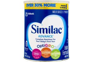 Similac Advance Infant Formula with Iron Powder Stage 2