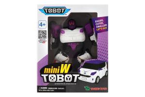 Іграшка-трансформер для дітей від 3років №301022 MiniW Tobot 1шт