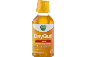 Vicks DayQuil Cough Suppressant Non-Drowsy