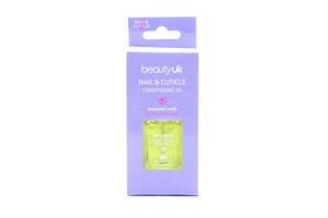 Масло для ногтей и кутикулы Beauty UK 11мл
