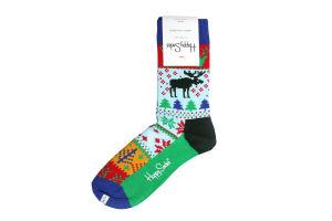 Шкарпетки жін Happy Socks різнок 36-40 FAI01-7000