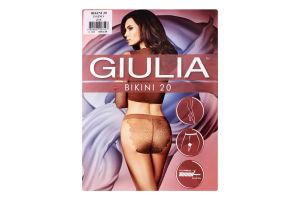 Колготки жіночі Giulia Bikini 20den 2-S daino
