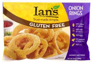 Ian's Gluten Free Onion Rings