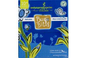 Endangered Species Chocolate Bug Bites Milk Chocolate