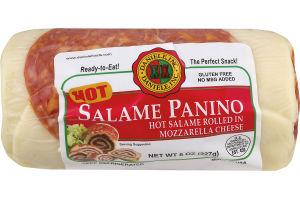 Daniele Salame Panino Hot