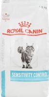 Корм сухий для дорослих котів Sensitivity Control Royal Canin м/у 1.5кг