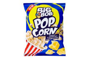 Попкорн зі смаком сиру Сирний Оскар Big Bob м/у 80г