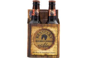 Kentucky Bourbon Barrel Ale - 4 PK