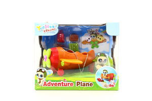 Іграшка Simba Ігровий набір Юху Літачок 5950591