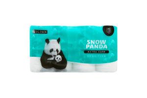 Сніжна панда EXTRA CARE туал.пап. 3-шаров. 16шт Sens