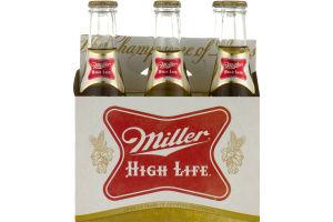 Miller High Life - 6 PK