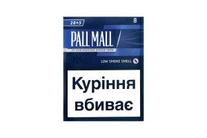 Сигареты Pall Mall Blue 25шт