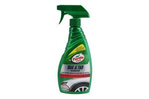 Очиститель следов насекомых и гудрона Bug&Tar Remover Turtle Wax 500мл