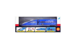 Игрушка для детей от 3лет №G1718 Экспресс-поезд Big Motors 1шт