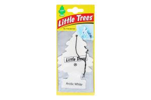 Освежитель воздуха Arctic White Little Trees 5г