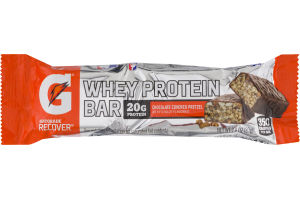 Gatorade Recover Whey Protein Bar Chocolate Covered Pretzel