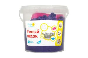 Набір для дитячої творчості «Розумний пісок 1 Фіолетовий»
