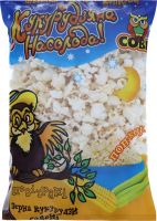 Попкорн солоний Кукурудзяна насолода Сова м/у 100г