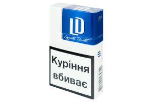 Купить сигареты лд синие maskkind электронные одноразовые сигареты цена