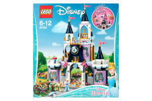 LEGO® Disney Princess™ Волшебный замок Золушки 41154