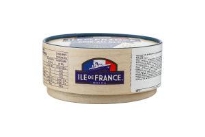 Сыр 50% м'який Brie au bleu Ile de France к/у 125г