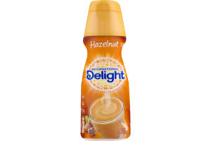 International Delight Gourmet Coffee Creamer Hazelnut