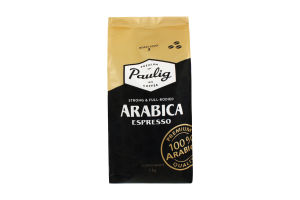 Кофе зерно Paulig Arabica Espresso