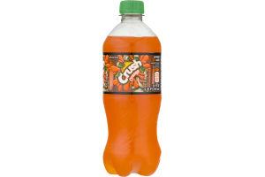 Crush Orange Soda Caffeine Free