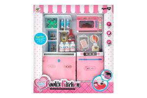Набор игрушечный Кухня Y02