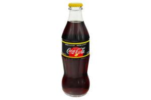 Напій безалкогольний сильногазований Лимон Coca-Cola Zero с/пл 250мл