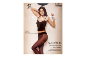 Колготки женские Incanto Fashion 40den 4-L nero