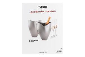 Ведро для льда Pulltex Silver