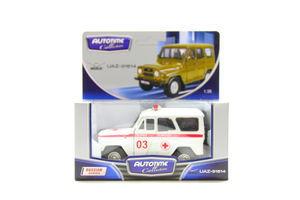 Іграшка Autotimе Автомобіль 1144W